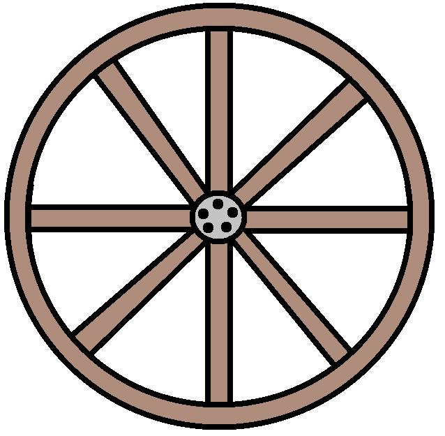 Locomotive Wheel Clip Art : Wheels train clipart best