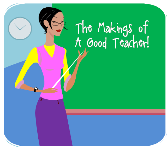 essays on being a good teacher