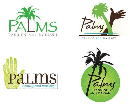 30 Creative Examples Of Palm Tree Logo Designs  Naldz
