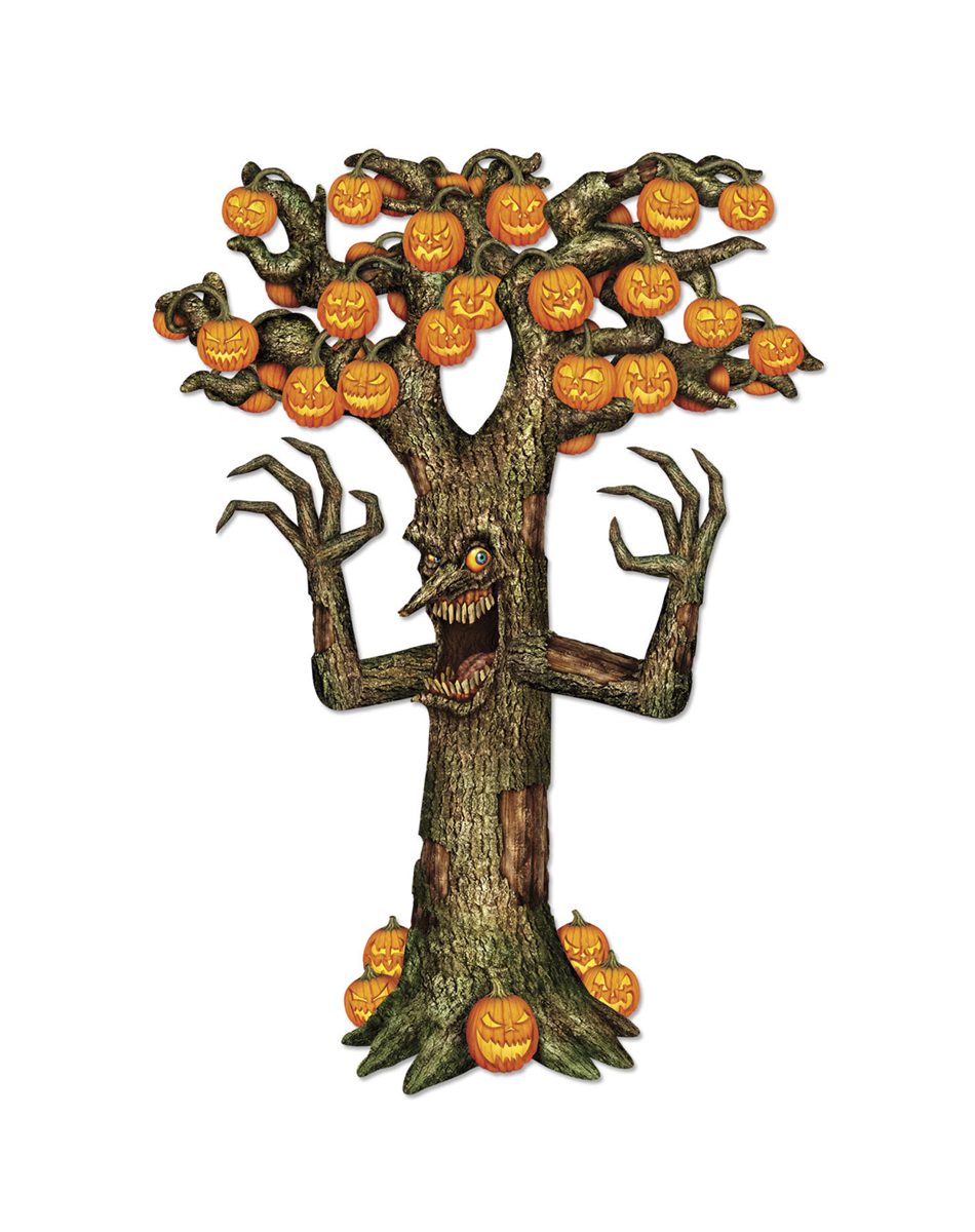 Scary tree pictures clipart best for Creepy trees for halloween