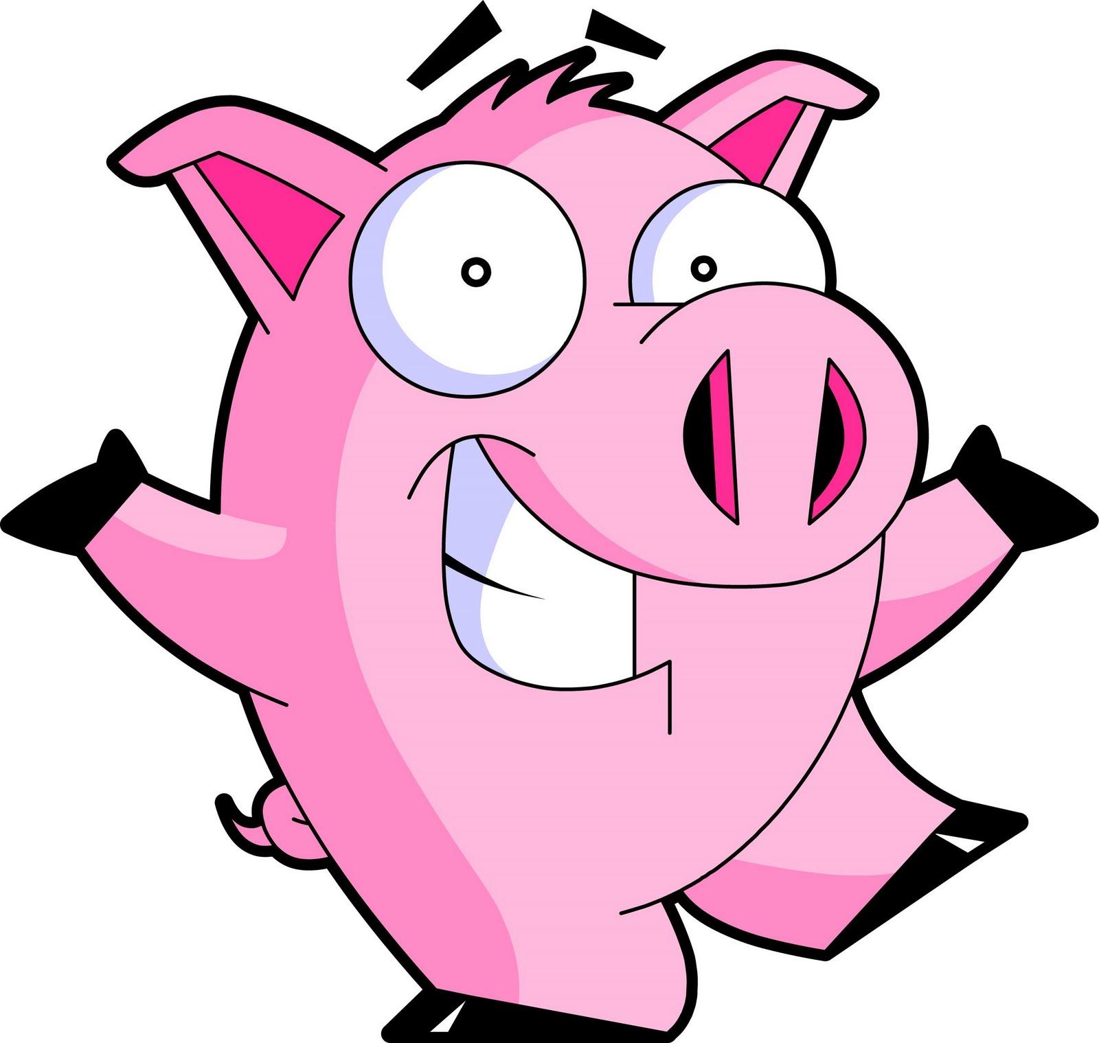 Hilarious galleries funny cartoon pig clipart best - Pig wallpaper cartoon pig ...