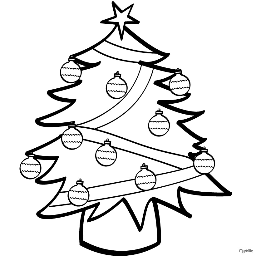christmas computer coloring pages - photo#4