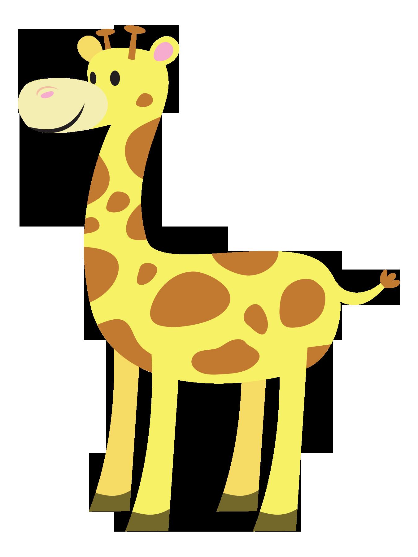 Giraffe Cartoon Images - ClipArt Best