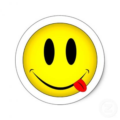Smiley Face With Tongue - ClipArt Best - ClipArt Best