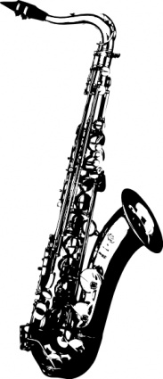 Jazz Instruments Clipart - ClipArt Best