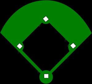 Epic Baseball Field clip art - vector clip art online, royalty ...