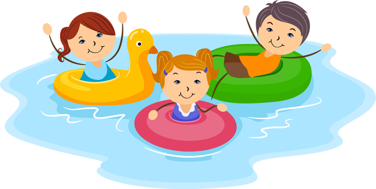 Kids Swimming Clipart Best