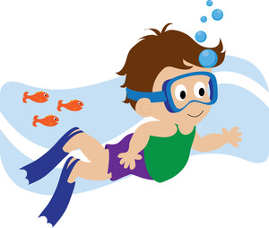 Kids Swimming Clipart - ClipArt Best