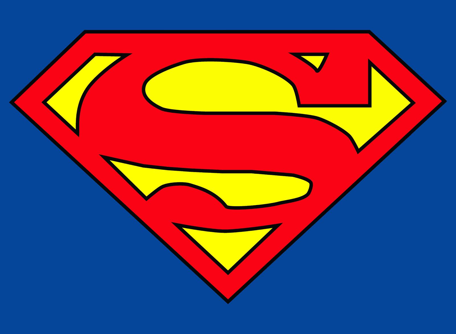 Logo De Superman - ClipArt Best