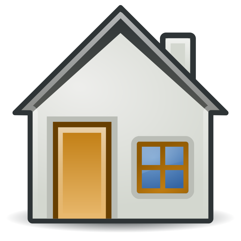 Free Clip Art Of Houses - ClipArt Best