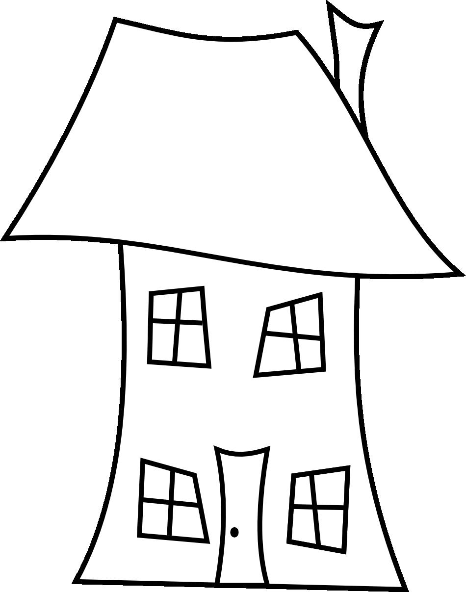 free printable house clipart - photo #8