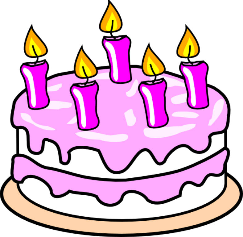 Free Animated Birthday Clipart - ClipArt Best