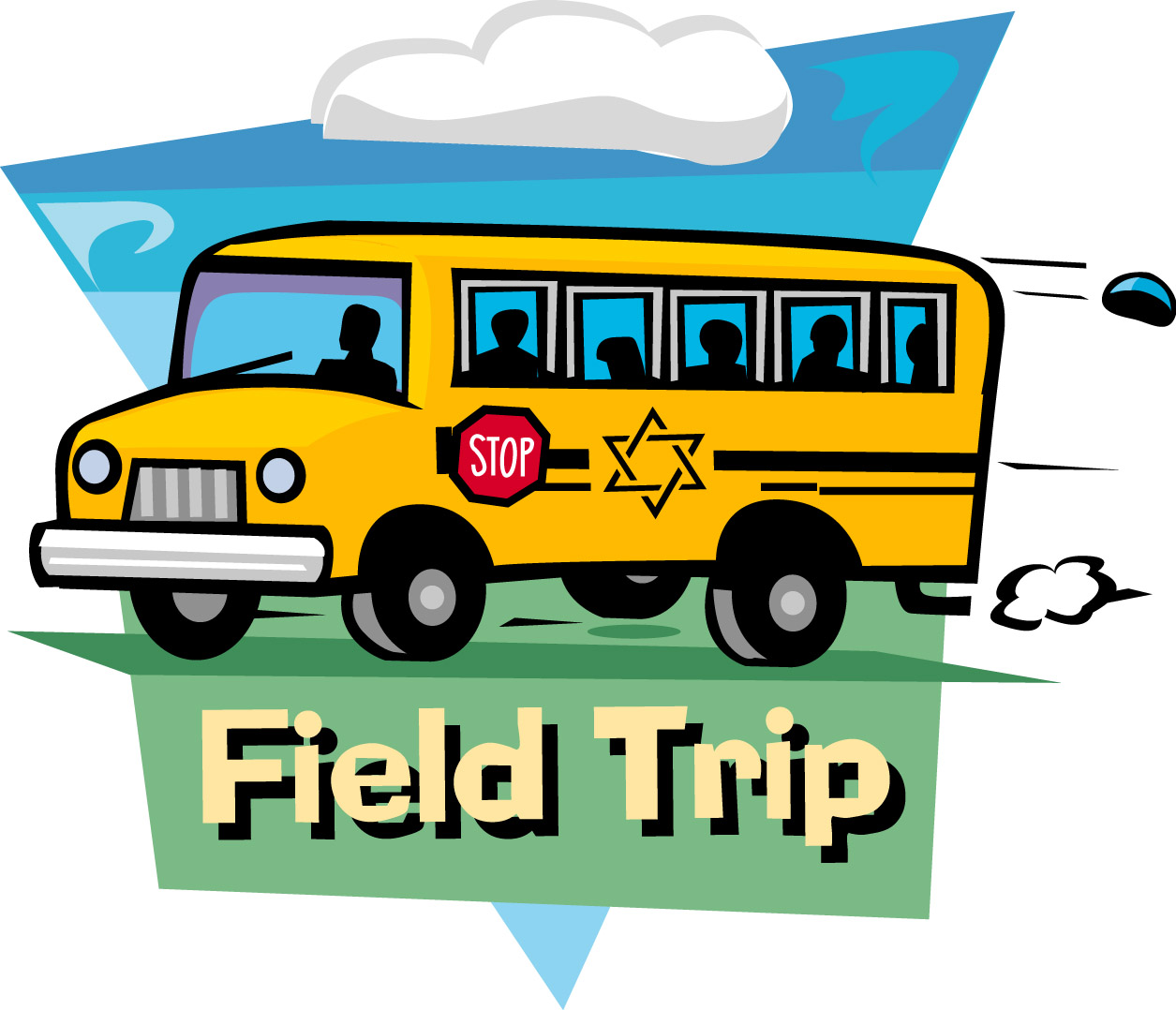 clipart school bus field trip - photo #8