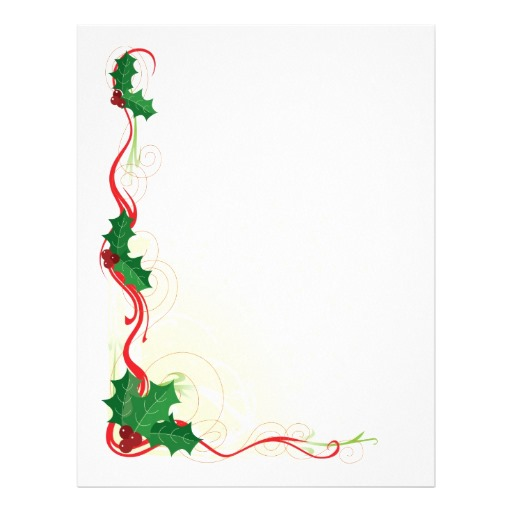 christmas design borders - photo #10