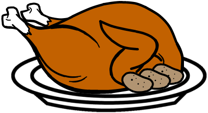 Cartoon Roast Turkey - ClipArt Best