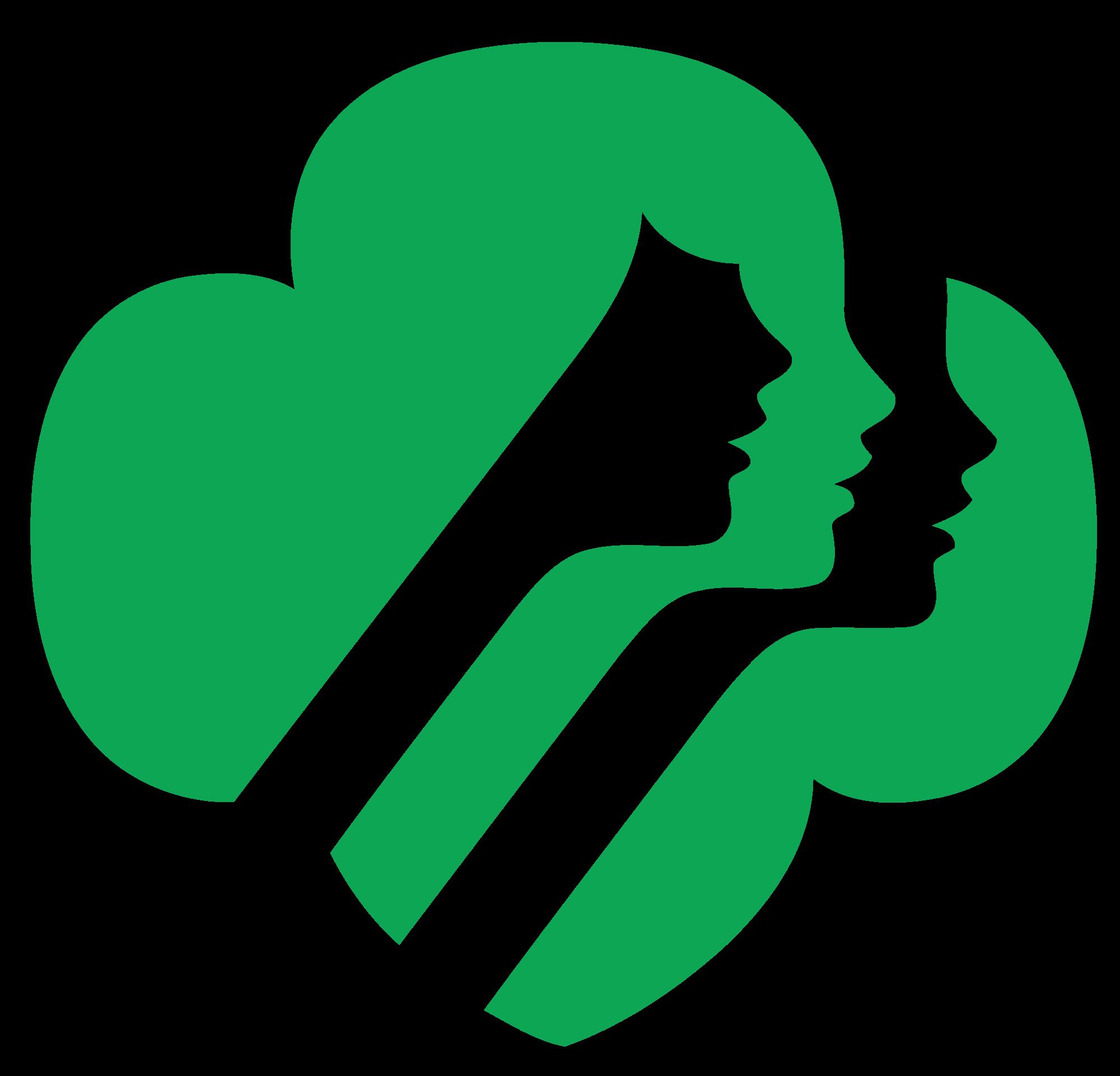 girl scout logo vector   clipart best