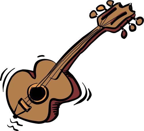Cartoon Guitar - ClipArt Best