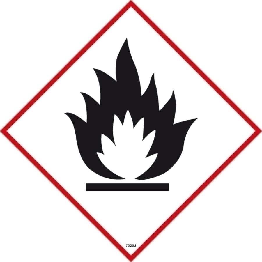 flammable hazard symbol clipart best