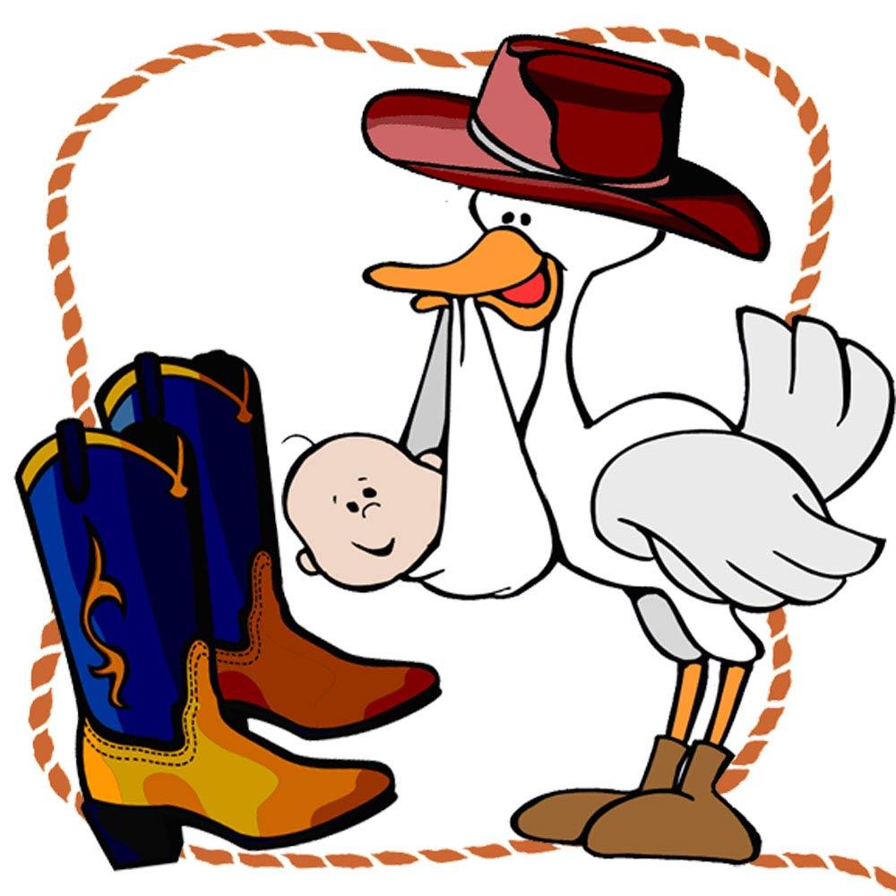 Western Baby Clip Art Clipart Best