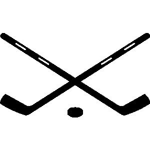Clip Art Hockey Stick Clip Art crossed field hockey sticks clipart best clipart