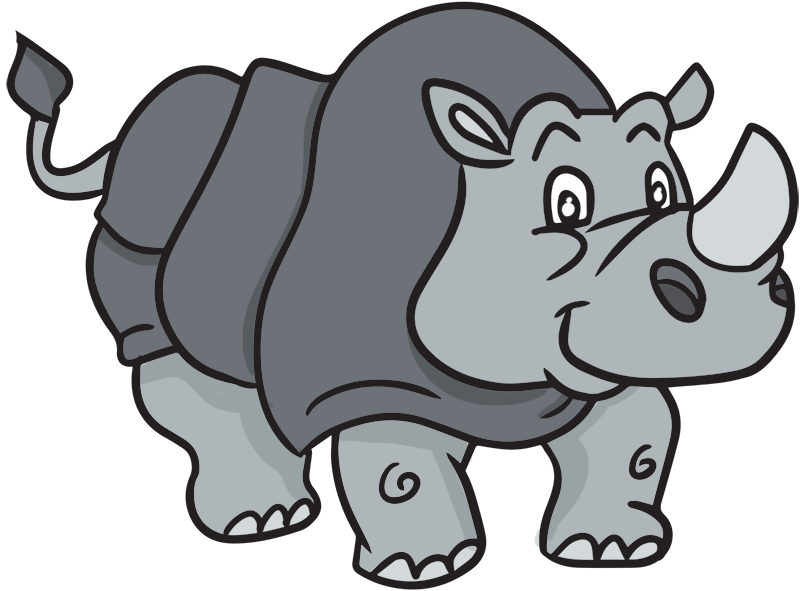 Affen furthermore 340981 besides Rhino Cartoon Pictures in addition 26000 Set Of Cute Cartoon Animal Icons additionally What If You Had Animal Feet By Sandra Markle. on cartoon rhinoceros pictures
