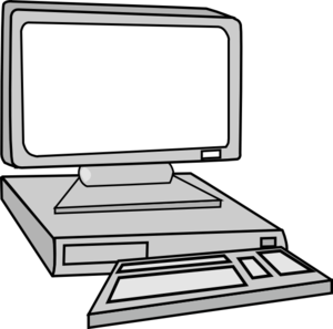 Desktop Computer Clipart Black And White | Clipart Panda - Free ...: www.clipartbest.com/pc-clip-art