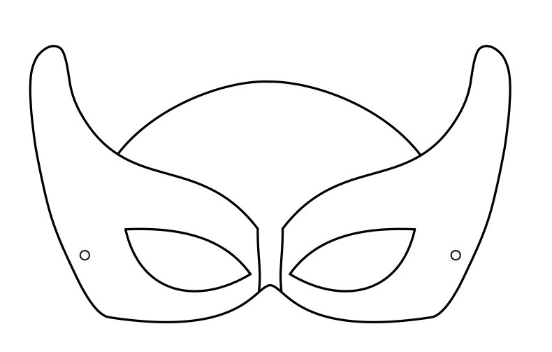 33 printable superhero template . Free cliparts that you can download ...