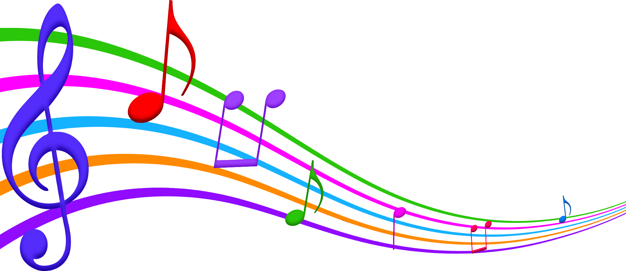 Music Notes Clip Art Png   Clipart Panda - Free Clipart Images ...