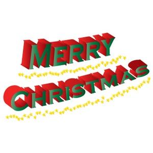 Merry Christmas Banner Clipart - ClipArt Best