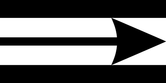 Black Arrow Right - ClipArt Best