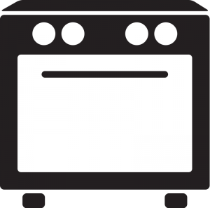 Kitchen Icon - Oven Clip Art Download