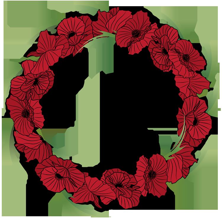 clipart flower wreath - photo #8
