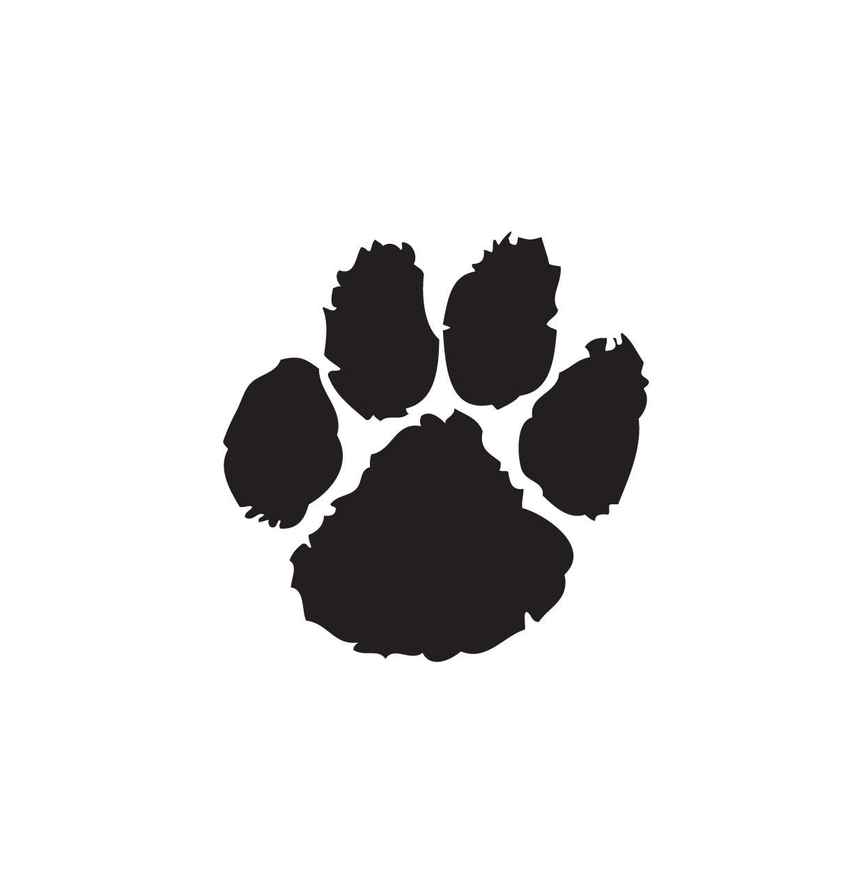 Free Clip Art Dog Paw Print - ClipArt Best