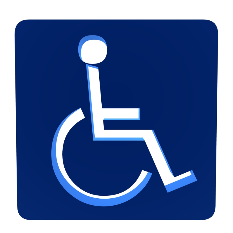 Handicap Logo Vector - ClipArt Best - ClipArt Best