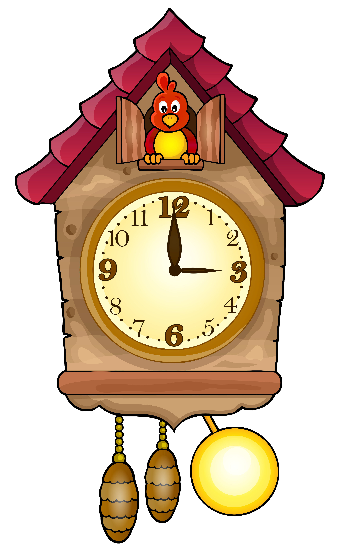 funny clock clipart - photo #50