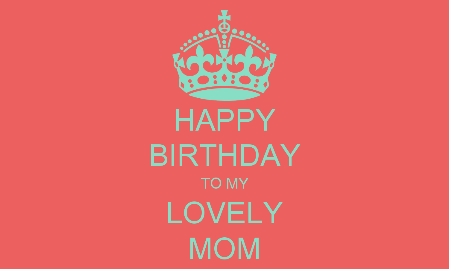 Happy Birthday Mom Cards - ClipArt Best