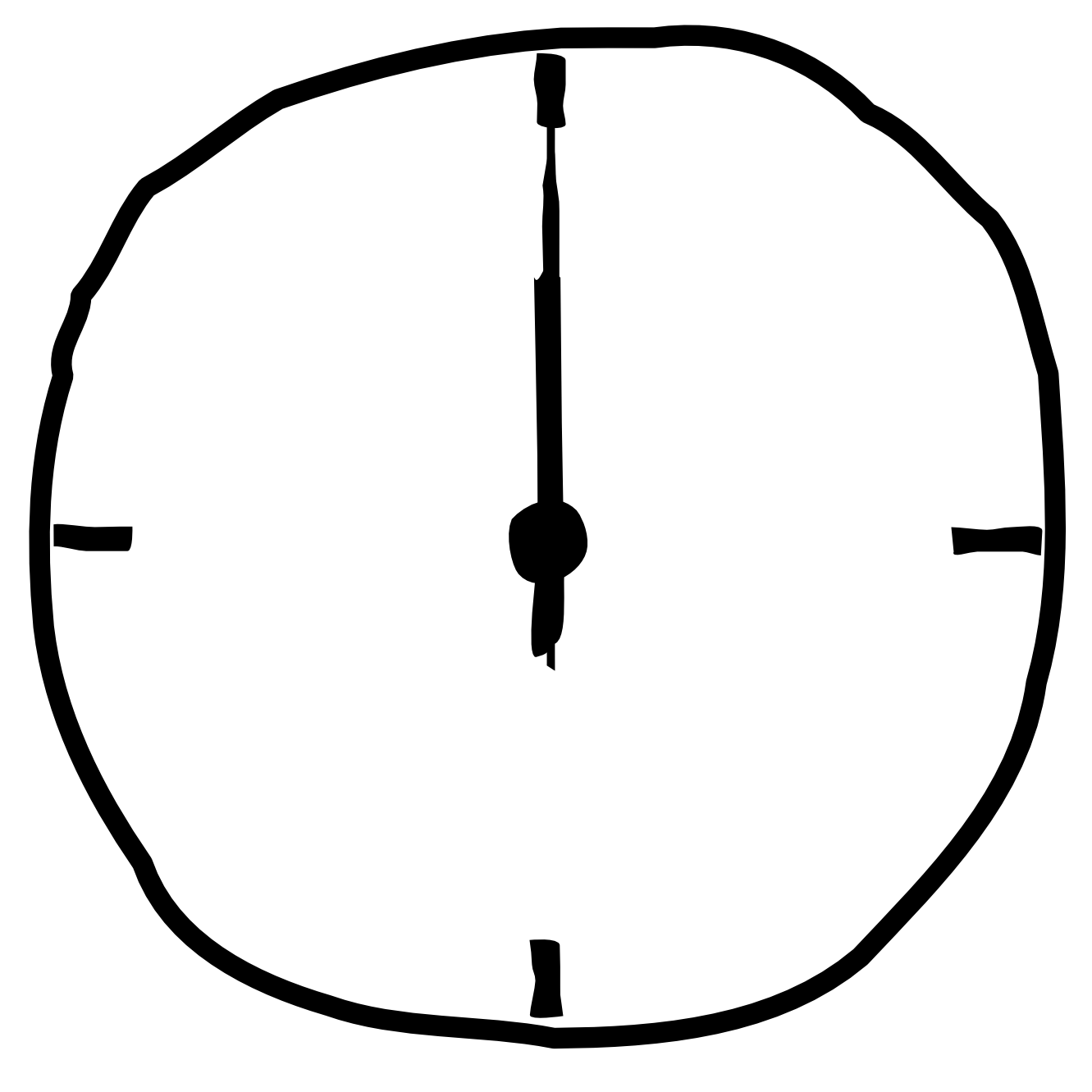 Cartoon Clock Face - ClipArt Best