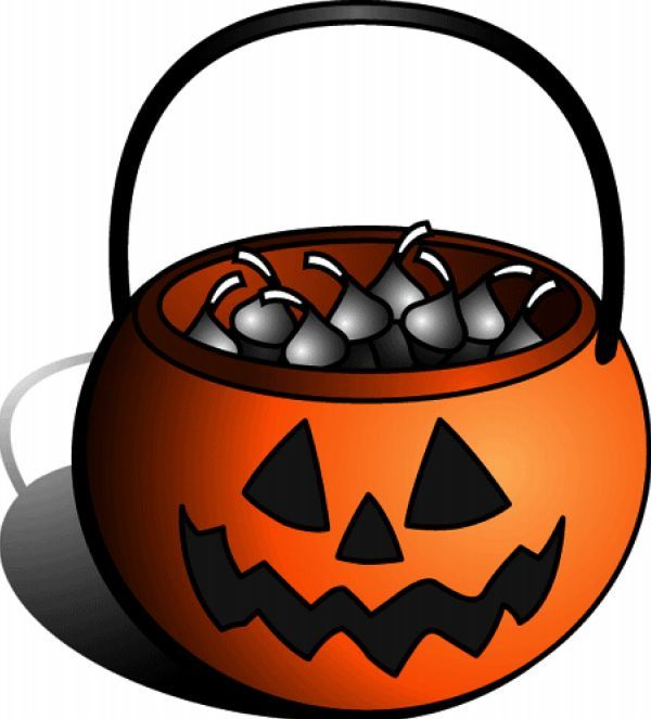1,681 Free Halloween Clip Art for All of Your Projects