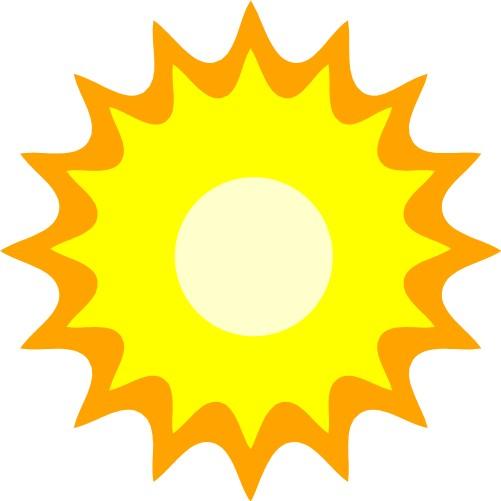 Graphic Sun - ClipArt Best