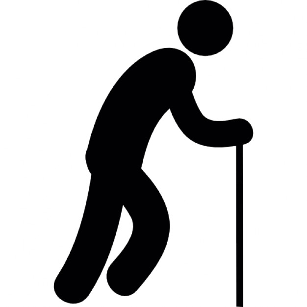 Walking Stick Figure - ClipArt Best