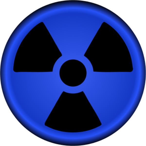 Nuclear Radiation Symbol - ClipArt Best