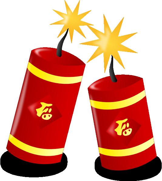 Firecrackers Clipart - ClipArt Best
