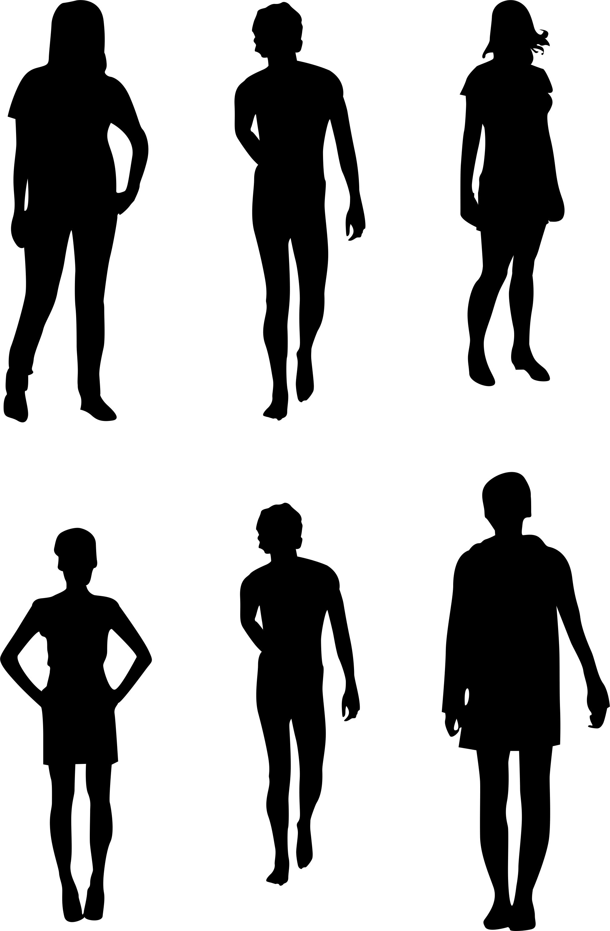 People Png Silhouette - ClipArt Best
