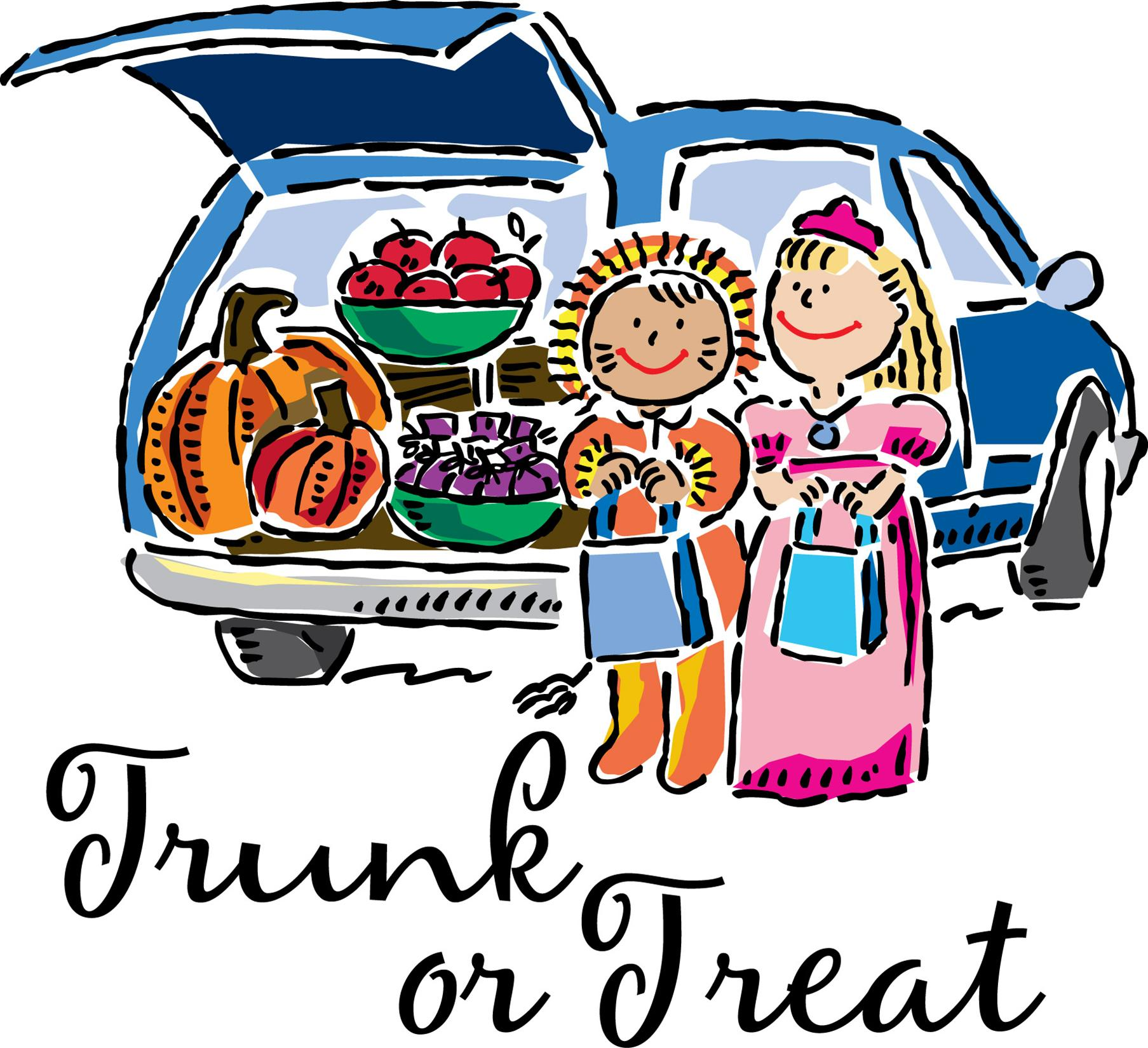 Clip Art Trunk Or Treat Clipart trunk or treat clipart best clip art