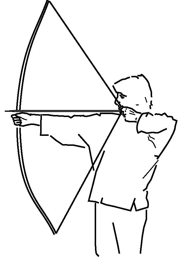 bow and arrow pics