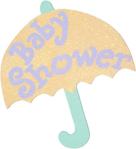 aTqL49rLc Baby Shower Umbrella Clip Art