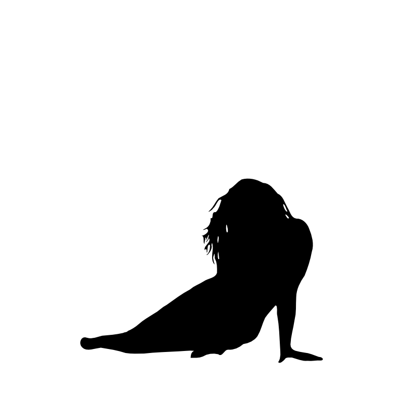 woman crying silhouette clipart best Sleeping Silhouette Clip Art picture of person sleeping clip art