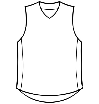 25+ Blank Football Jersey Clipart