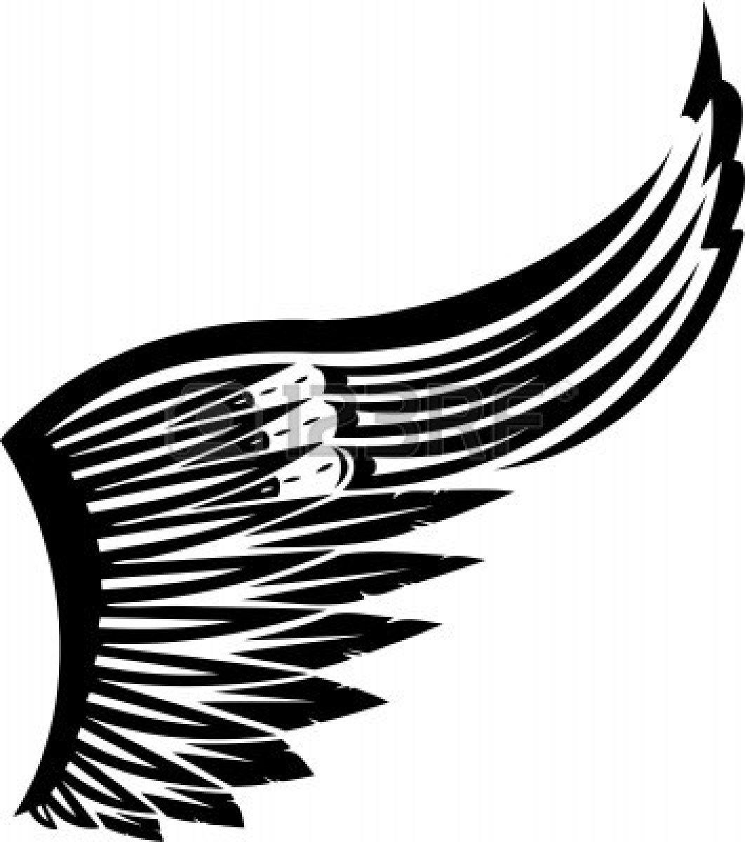 Eagle wings logo