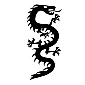 Chinese Dragon Clip Art - ClipArt Best